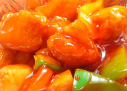 Sweet & Sour Dishes