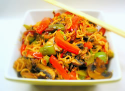 Chow Mein (Noodle Dishes)